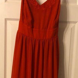 Torrid size 1 maxi dress